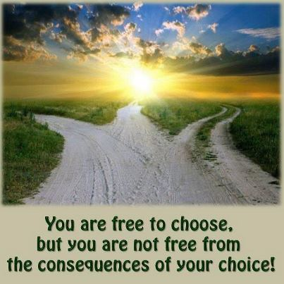 Choice- What Comes With It