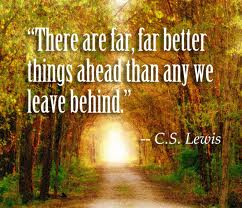 Better Things Are Ahead