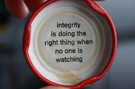 Integrity - Just Do Good!
