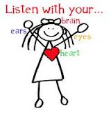 Listen With Whole Heart